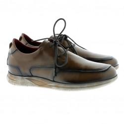 Zapato sherpa Tie - Piel...