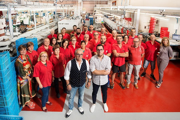 Plantilla JOSE SAENZ, fabrica de calzado